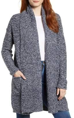Caslon Shawl Collar Cardigan (Regular & Petite)