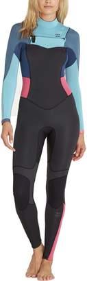 Billabong 3/2 Synergy Chest-Zip Wetsuit - Women's