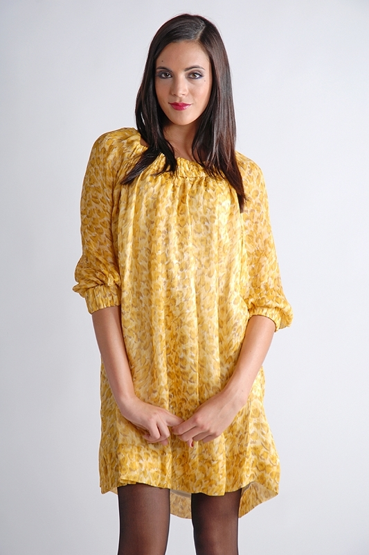 Walter Leopard Dress