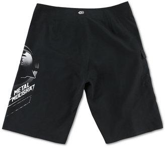 Metal Mulisha Men's Throwdown Boardshorts $39.50 thestylecure.com