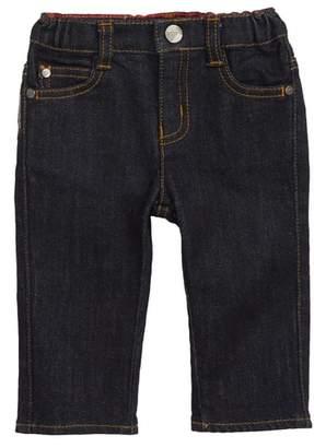 Armani Junior Elastic Waist Jeans