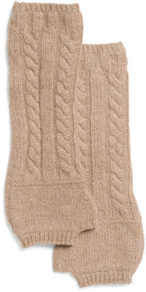 Made In Italy Cashmere Fingerless Gloves