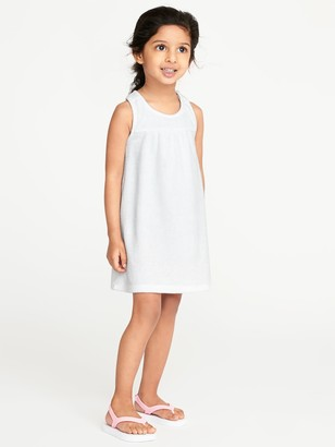 Old Navy Loop-Terry Swim Cover-Up for Toddler Girls