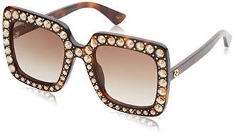 Gucci Women's GG0148S 002 Sunglasses
