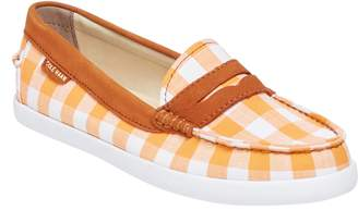 Cole Haan Women's Pinch Gingham Weekender Penny Loafer