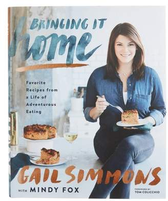 Hachette Books Bringing it Home: Favorite Recipes from a Life of Adventurous Eating