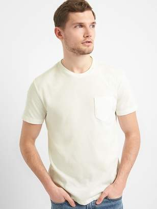Gap Heavyweight Pocket T-Shirt