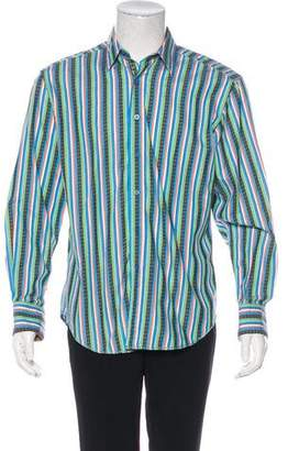 Robert Graham Silk-Blend Shirt