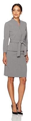 Tahari by Arthur S. Levine Women's Petite Size Skirt Suit