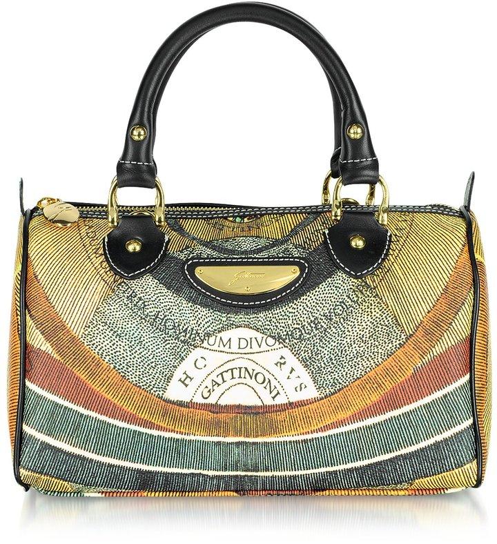Gattinoni Planetarium - Multicolor Satchel Bag