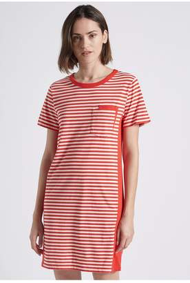 Current/Elliott The Beatnik Dress With Side Panels
