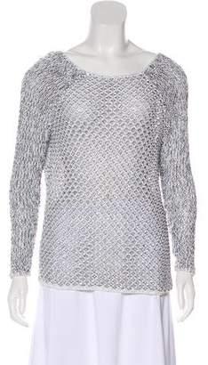 Helmut Lang Heavy Knit Sweater