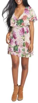 Show Me Your Mumu Chiffon Dress