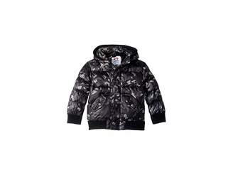 Appaman Kids Puffy Coat with Hood and Front Pockets (Infant/Toddler/Little Kids/Big Kids)