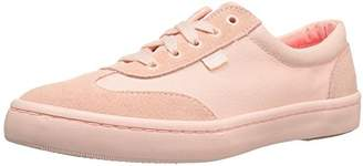 Keds Women's Tournament Retro Court Mono Fashion Sneaker