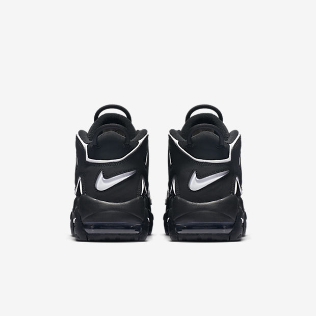 Nike Air More Uptempo Little/Big Kids' Shoe 4