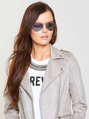 Ray-Ban Aviator Large Sunglasses - Blue