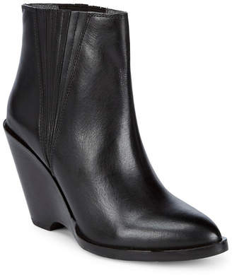 Seychelles Countess Pebbled Ankle-Boot