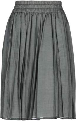 Aspesi Knee length skirts