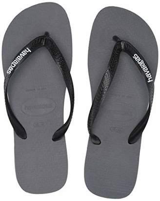 Havaianas Men's Top Logo Filete Sandal
