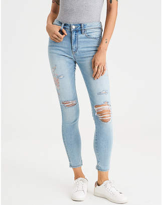 American Eagle AE High-Waisted Jegging Crop