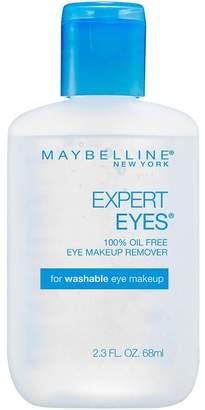 Maybelline Expert Eyes Oil-Free Eye Makeup Remover