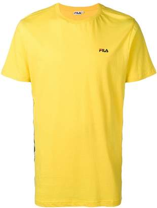 Fila logo side stripe T-shirt