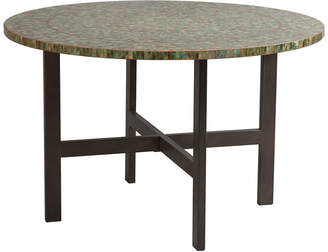 INK + IVY INK+IVY Mozart Mosaic Round Dining Table