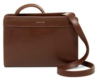 Matt & Nat Castell Vegan Leather Crossbody Bag
