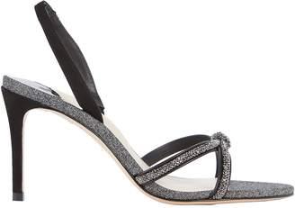 Sophia Webster Giovanna Crystal Slingback Sandals