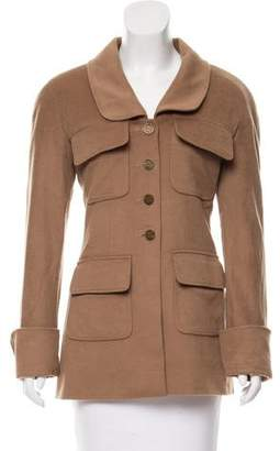 Chanel Cashmere Structured Jacket