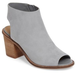 Women's Chinese Laundry Calvin Peep Toe Bootie $139.95 thestylecure.com