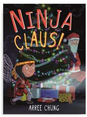 Macmillan Ninja Claus