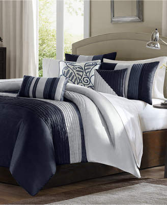 Madison Home USA Amherst 7-Pc. Queen Comforter Set Bedding
