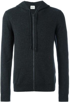 Jaipur Le Kasha cashmere 'Jaipur' knitted hoodie