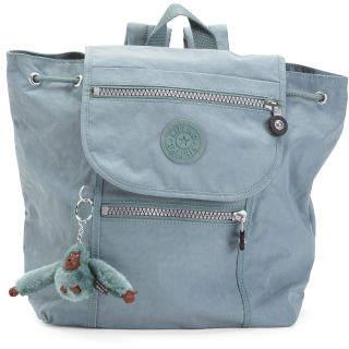 Laney Medium Drawstring Nylon Backpack