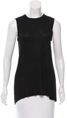 Vera Wang Embellished Sleeveless Top w/ Tags $195 thestylecure.com