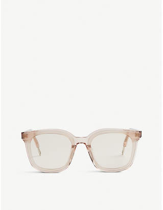 Gentle Monster Papas acetate and metal sunglasses