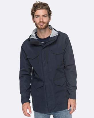 Quiksilver Mens Arnet Wind Technical Jacket