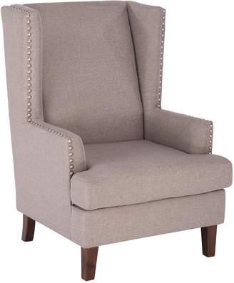 HomePop Tamarisk Wingback Accent Chair