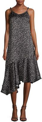 Haute Rogue Star-Print Maxi Dress