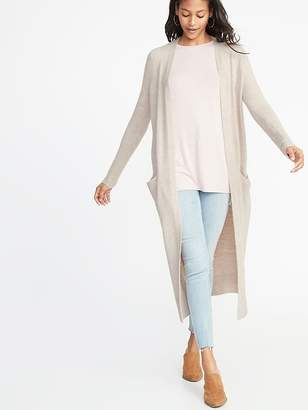 Old Navy Soft-Brushed Open-Front Duster for Women