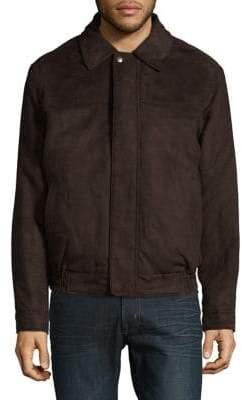 Weatherproof Woven Micro Jacket