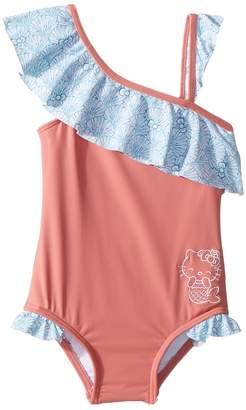 Hello Kitty O'Neill Kids Girl's Swimsuits One Piece