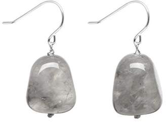 Lola Rose Women's Base Metal Jannie Cloudy Quartz Earrings