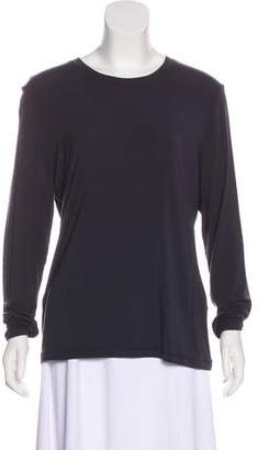 Les Copains Long Sleeve Scoop Neck Top w/ Tags
