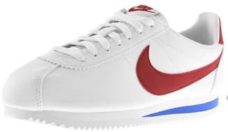 los angeles c82f3 45380 Nike Classic Cortez Trainers White