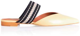 Malone Souliers By Roy Luwolt X Roksanda Hannah Leather Flats