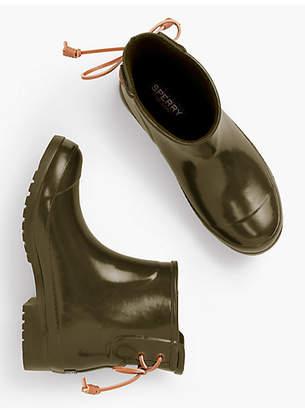 Talbots Sperry Walker Rainboots
