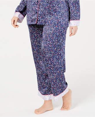 Charter Club Plus Size Pajama Pants